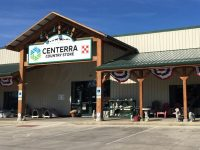 Store with Centerra sign
